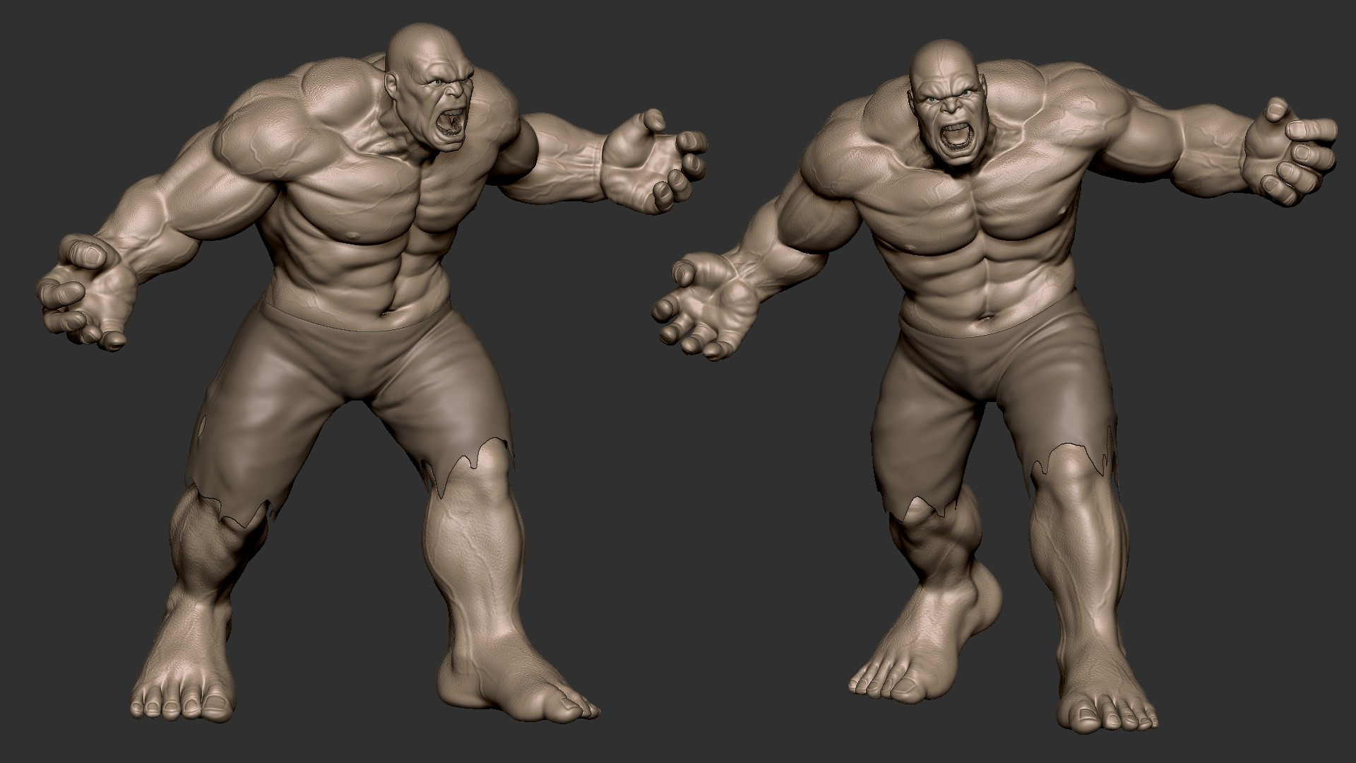 Euen Tan The Incredible Hulk