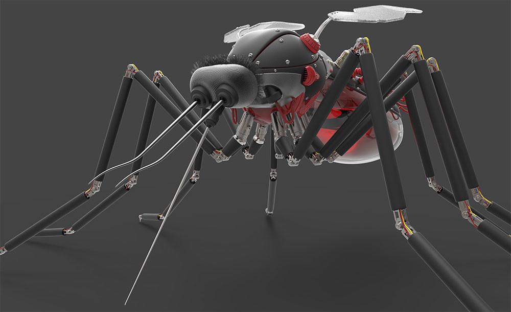 Robo Mosquito