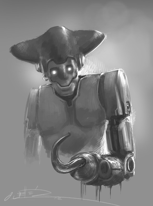 robo-pirate