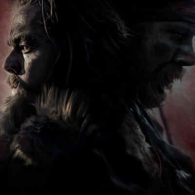 Jon yousef revenant poster final