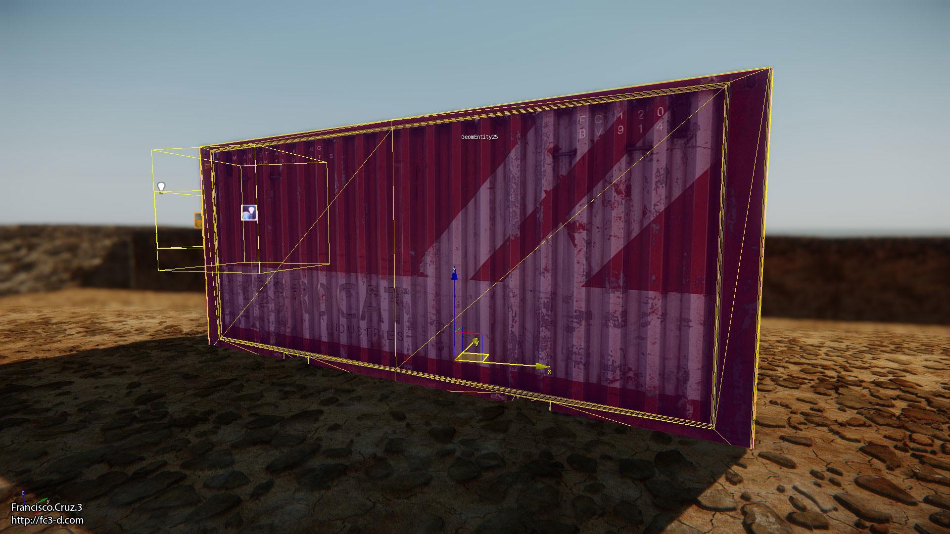 Francisco cruz fc3 container 06