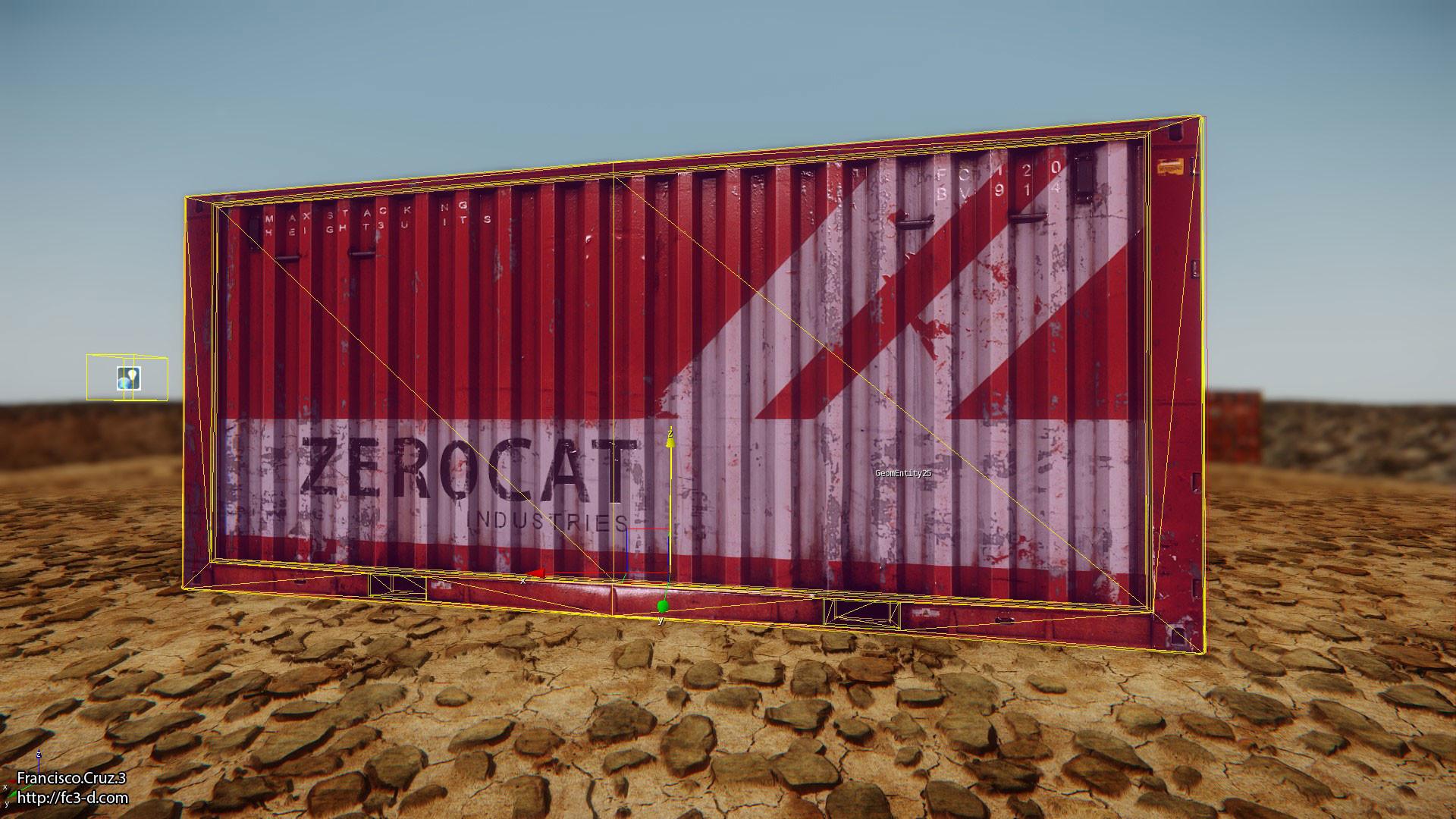 Francisco cruz fc3 container 02