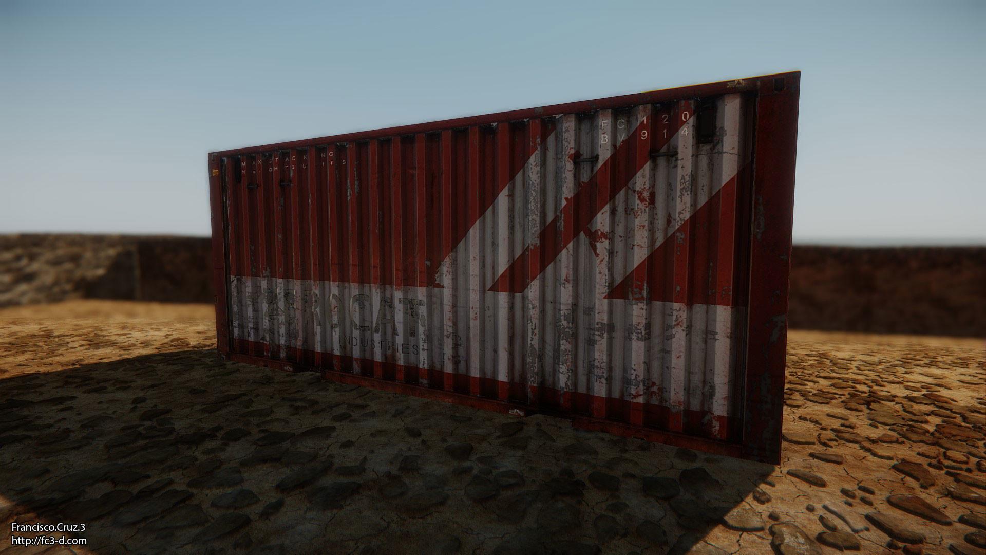 Francisco cruz fc3 container 05