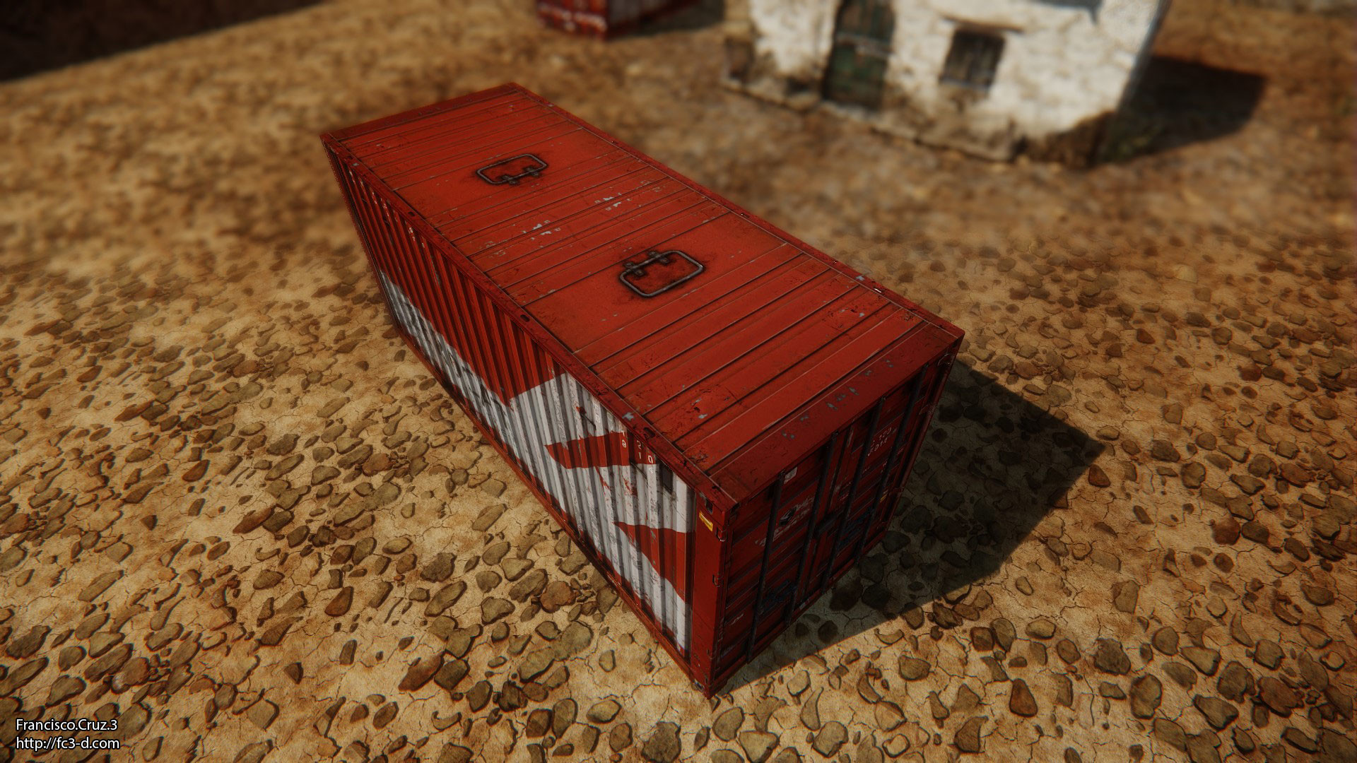 Francisco cruz fc3 container 09