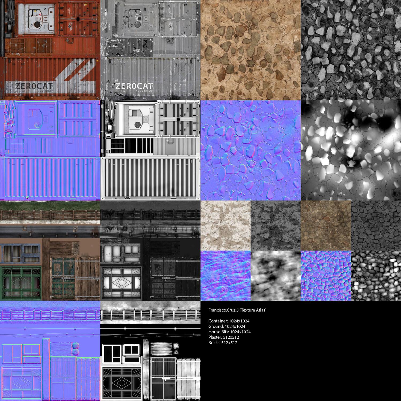 Francisco cruz fc3 textureoverview