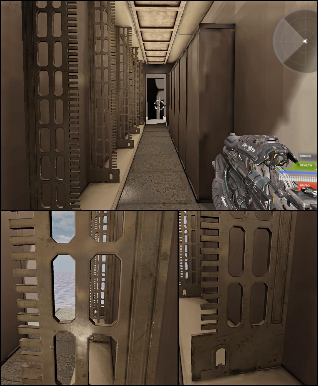 Francisco cruz hallway 05
