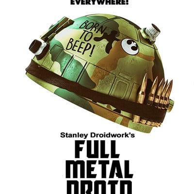 Paul wiz johnson fullmetaldroid