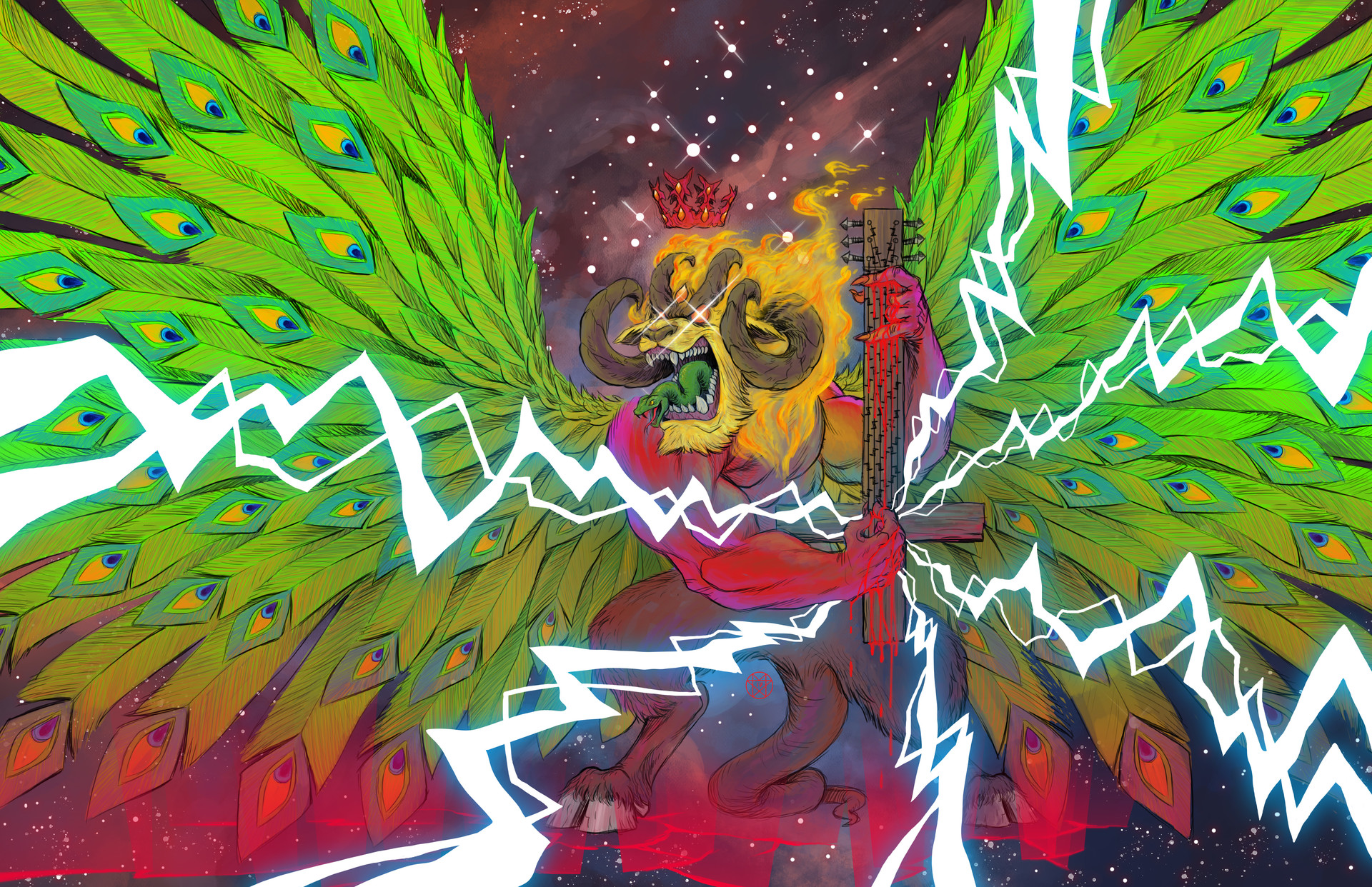 Max haig god of metal 2