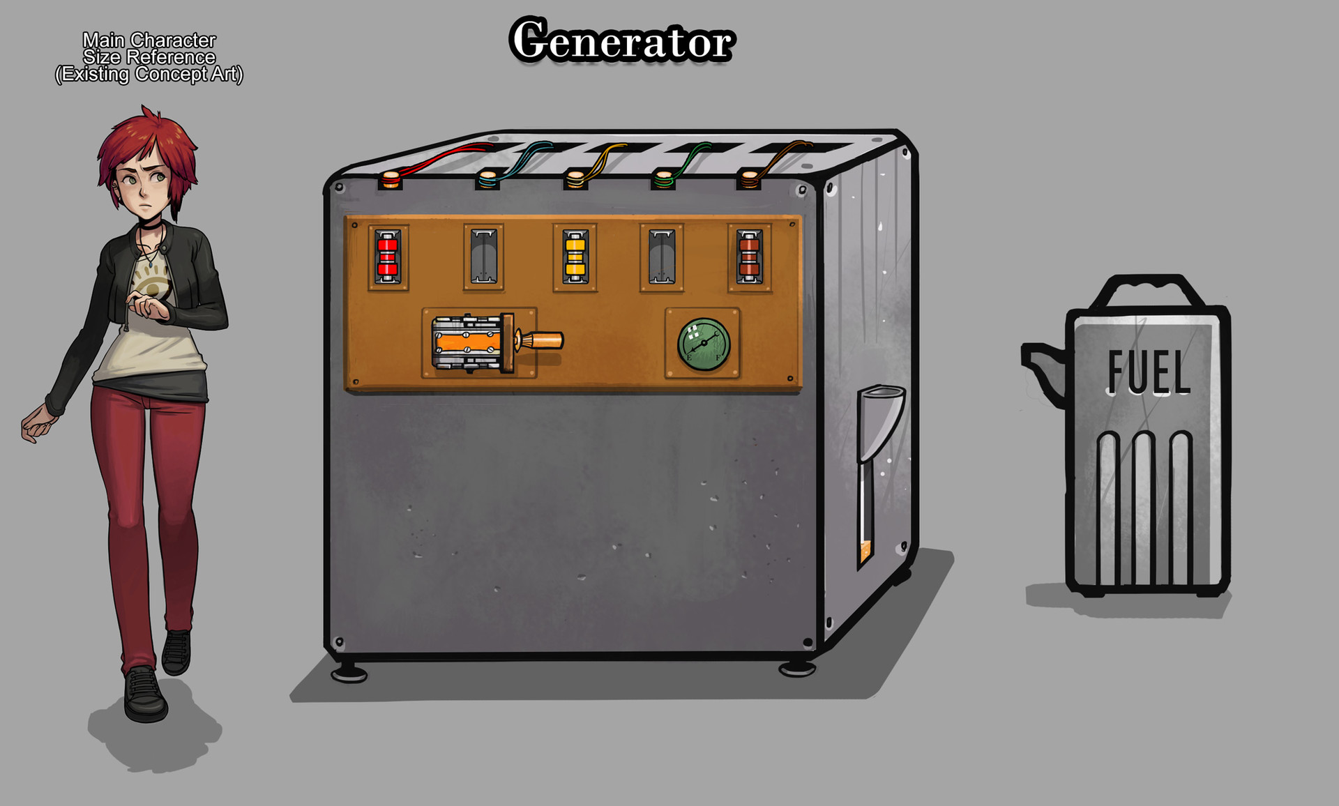 Dan burke tml generator