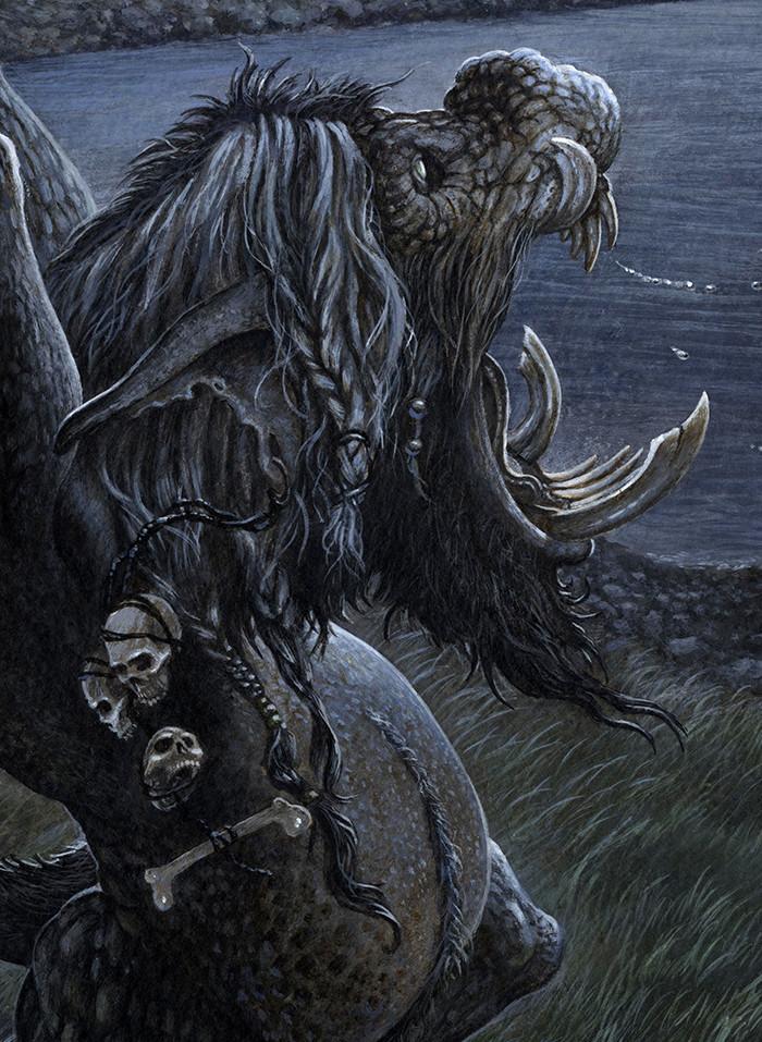 Loic canavaggia troll des fjords 01