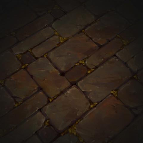 Antonio neves stone floor