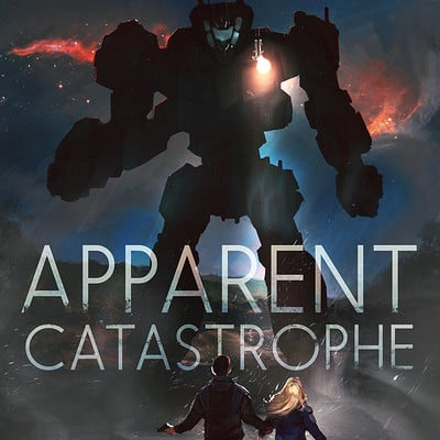 Joel duque apparent catastrophe cover final smaller