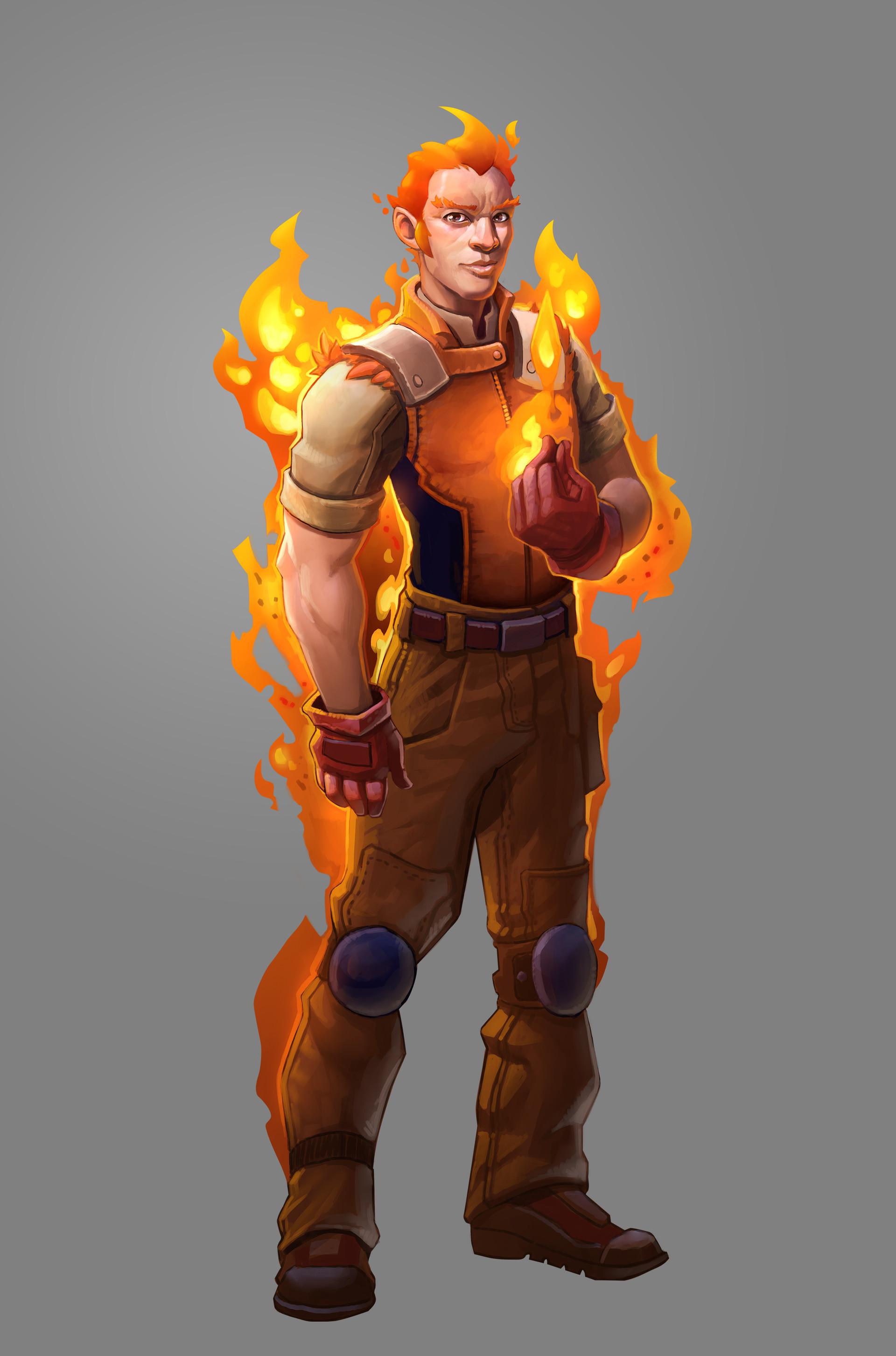 Lloyd hoshide lloyd hero pyro sm