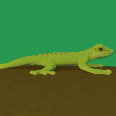 James skinner gecko render1