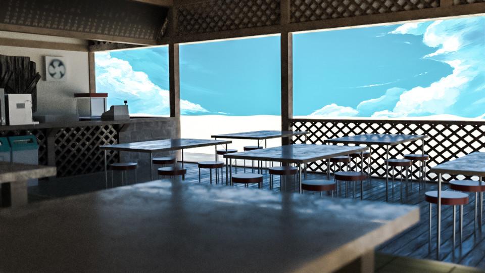 Syaf fiq beach house 1