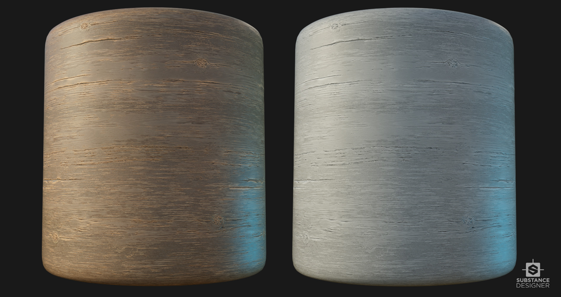 Victor santos woodrough cylinder