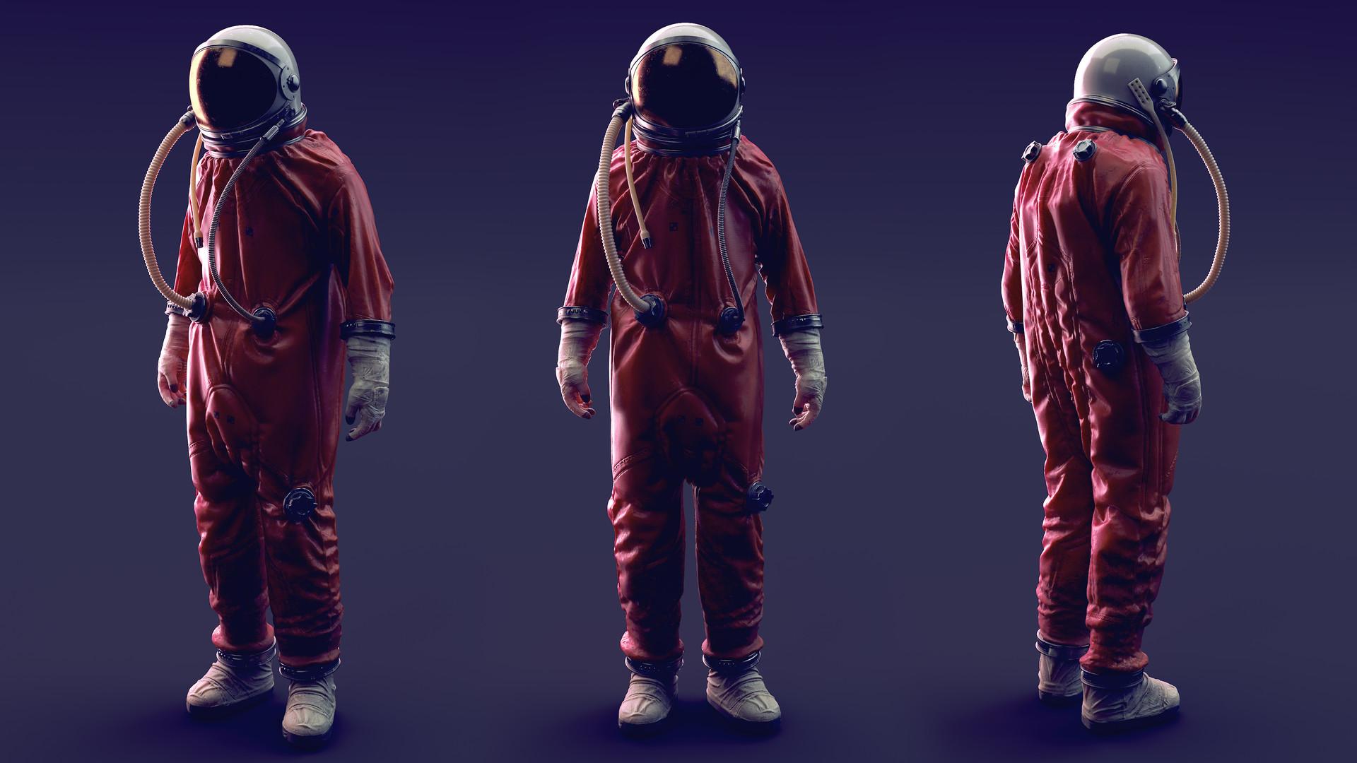 Olivier couston astronaut