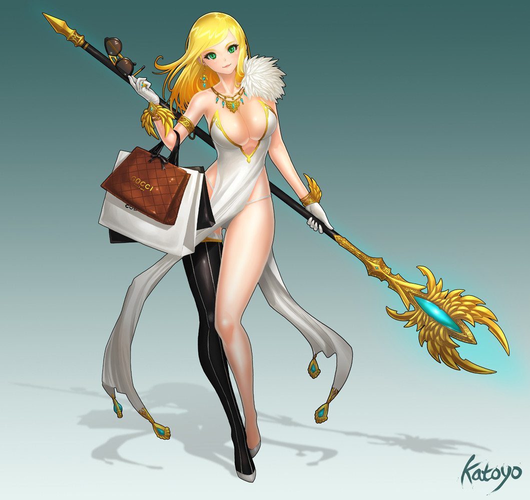 Sanghyun yu luxury sorceress