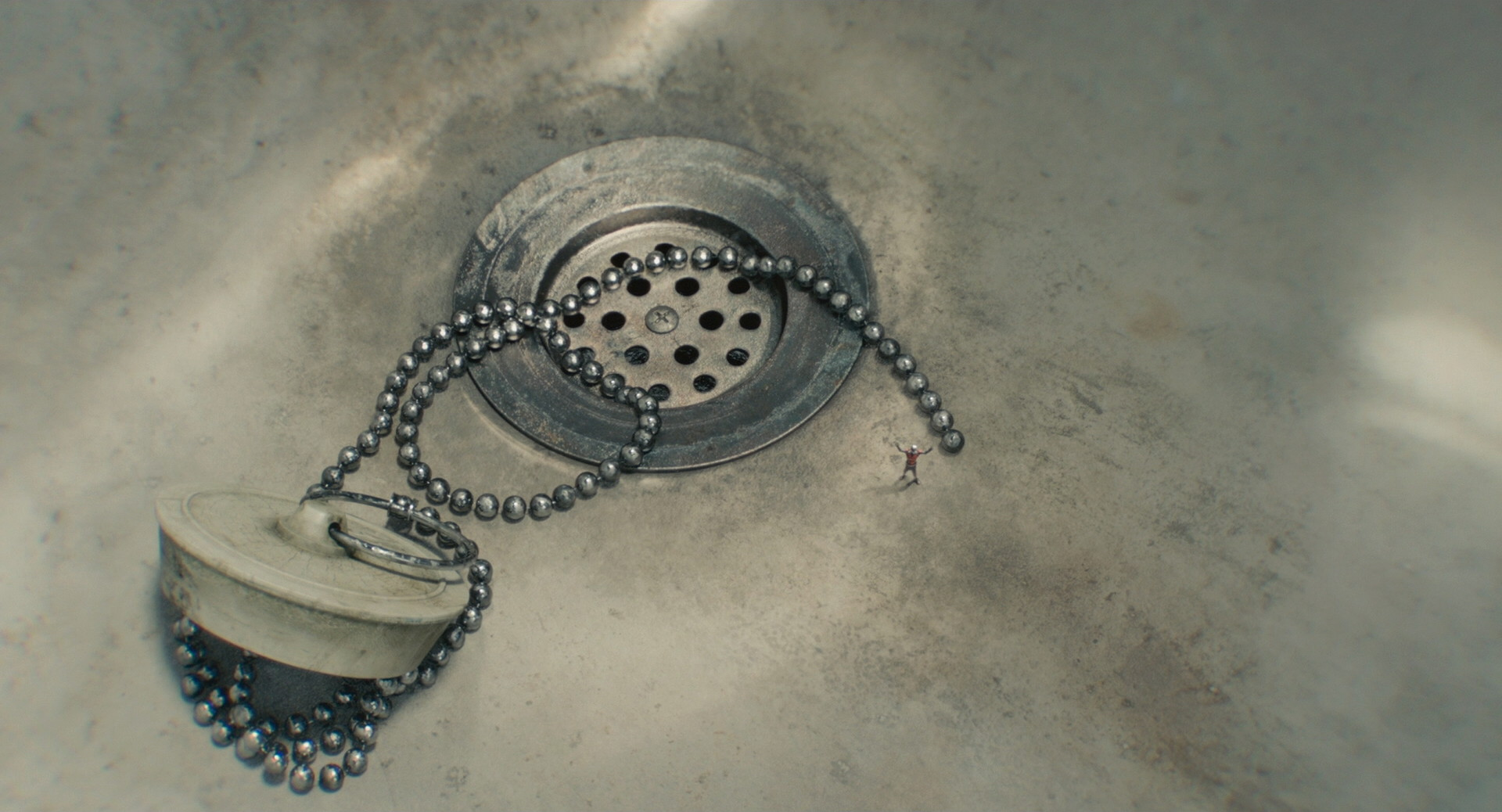 Saby menyhei antman bathtub003