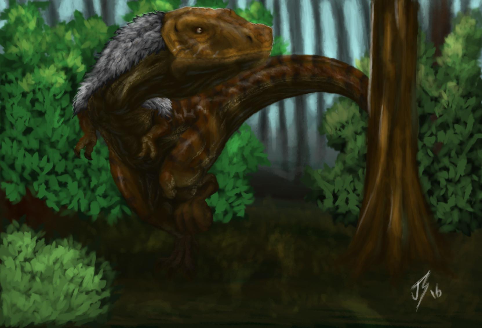 Joey shifflett tyrannosaurusfinal