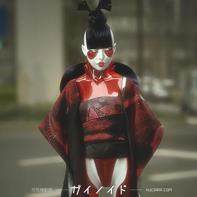 Maciej kuciara 150811 cha geisha kimono mk cam01 v008a