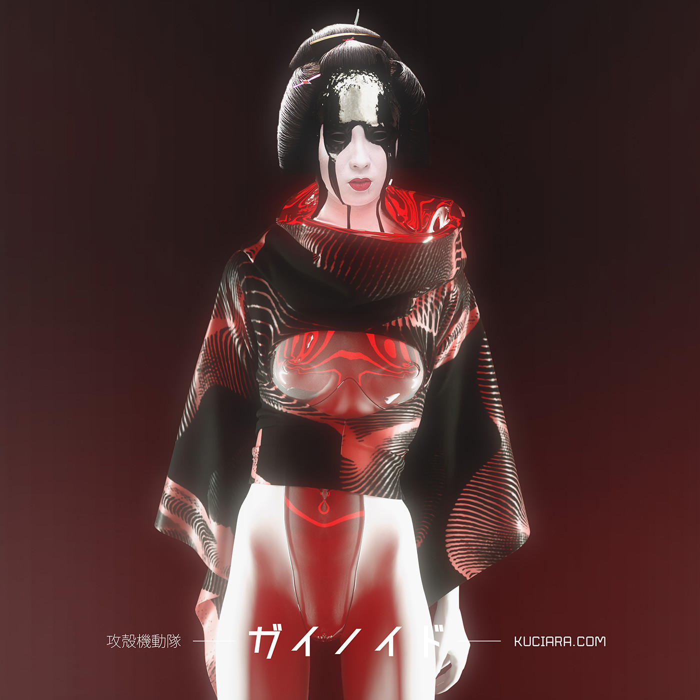 Maciej kuciara 150811 cha geisha kimono mk cam01 v007