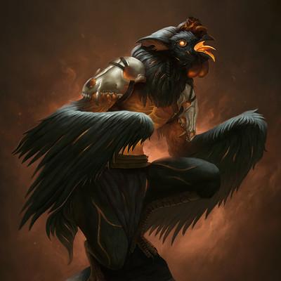 Simon tjong fire rooster