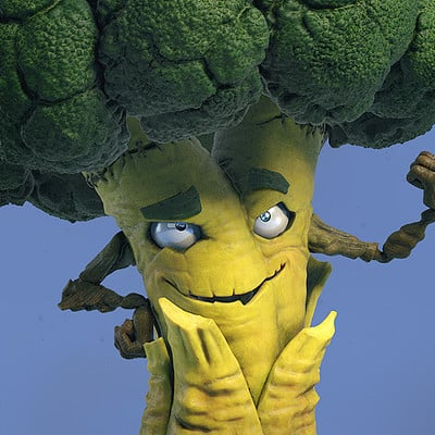 Olivier couston broccoli