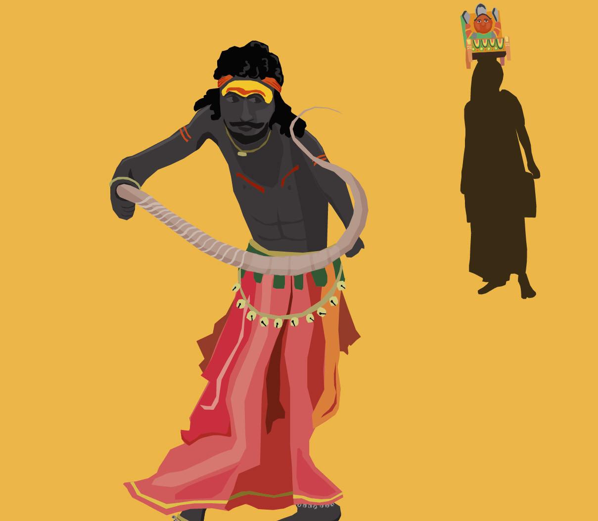 Rajesh sawant mobile god jari mari whipper closeup