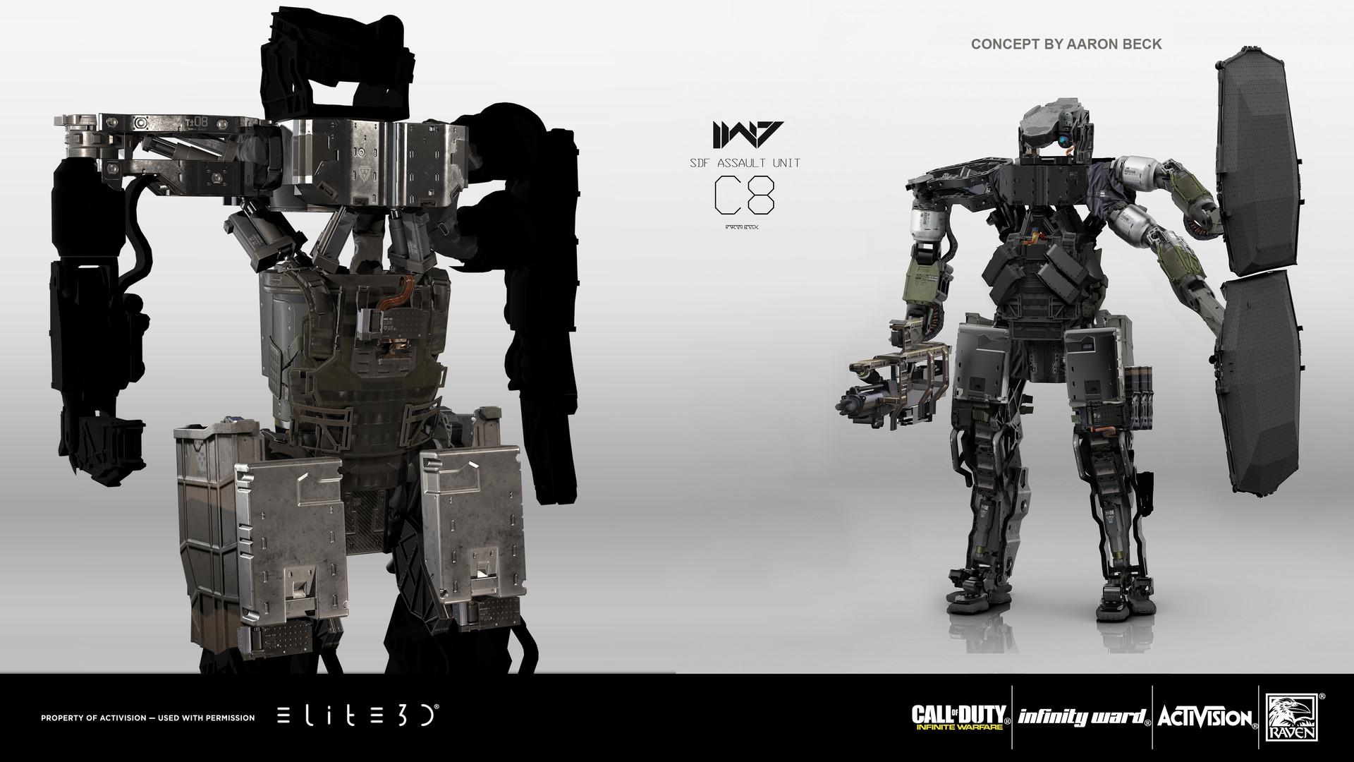 Boy sichterman robot c8 full