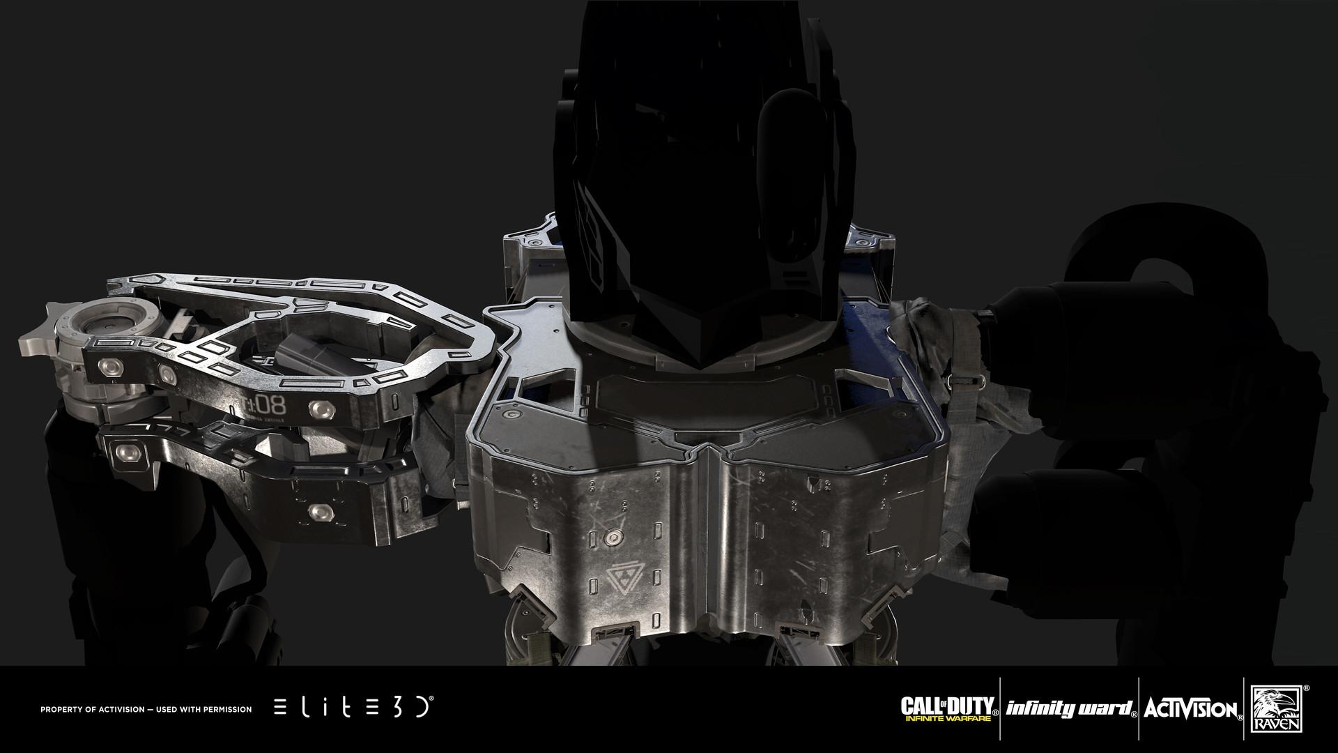 Boy sichterman robot c8 torso