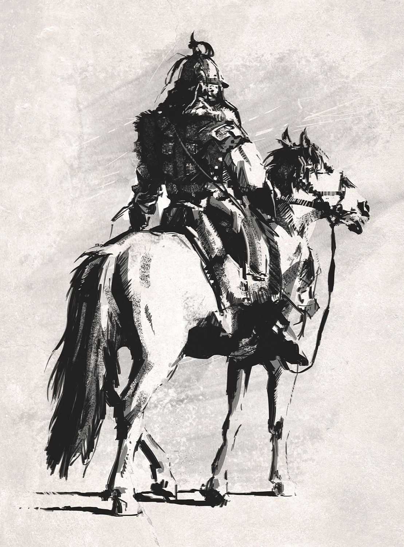 Joakim ericsson mongol