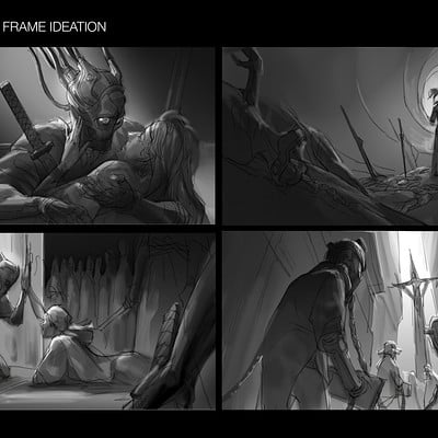 Keyframe Ideations