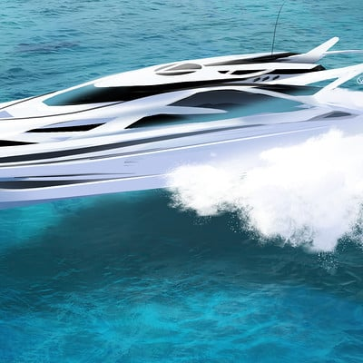 David levy fastboat