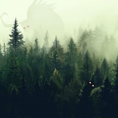 Edin durmisevic dark forest