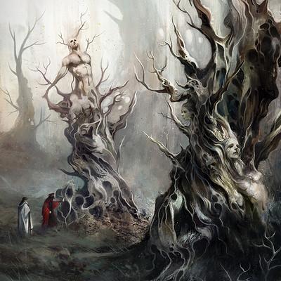 Luca merli trees 2