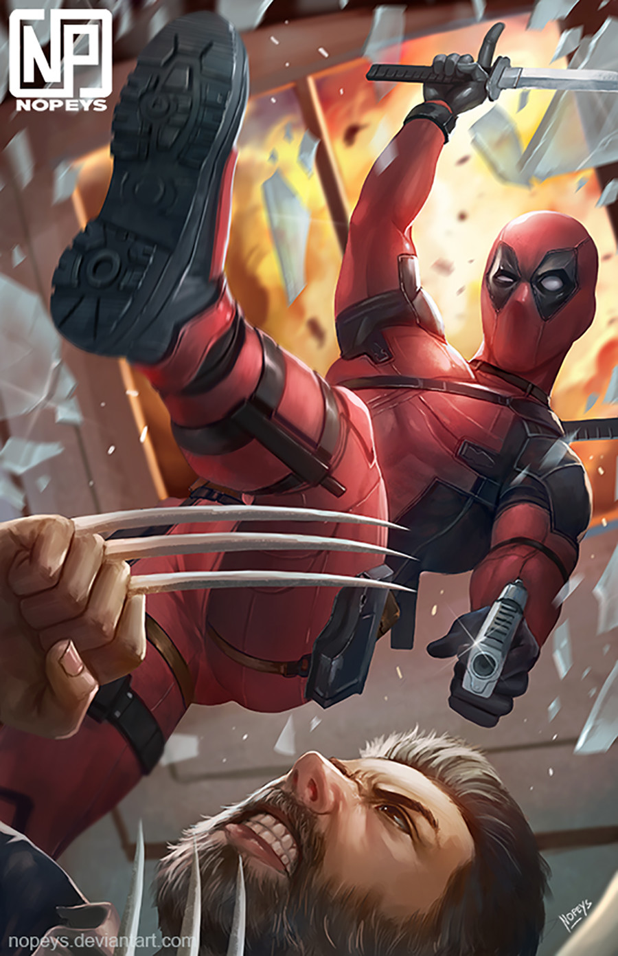Nopeys norman de mesa deadpool9merged