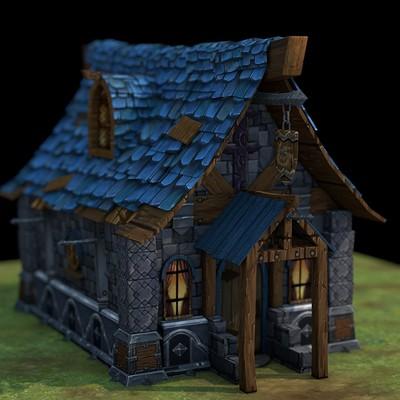 Roman boichuk house 26
