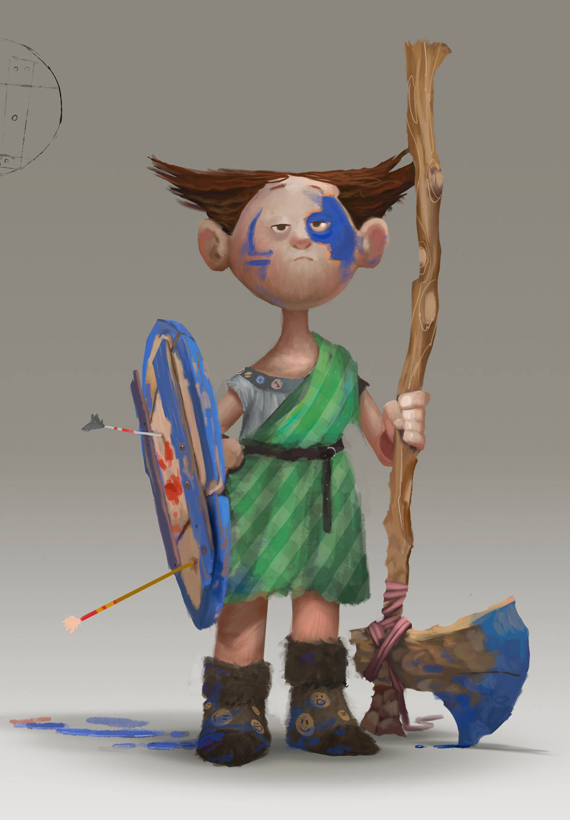 Thales simonato viking concept