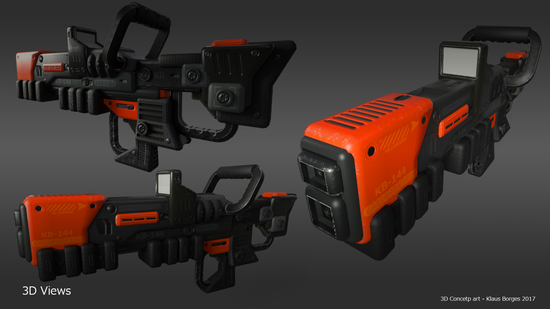Klaus borges mockup rifle1 orange