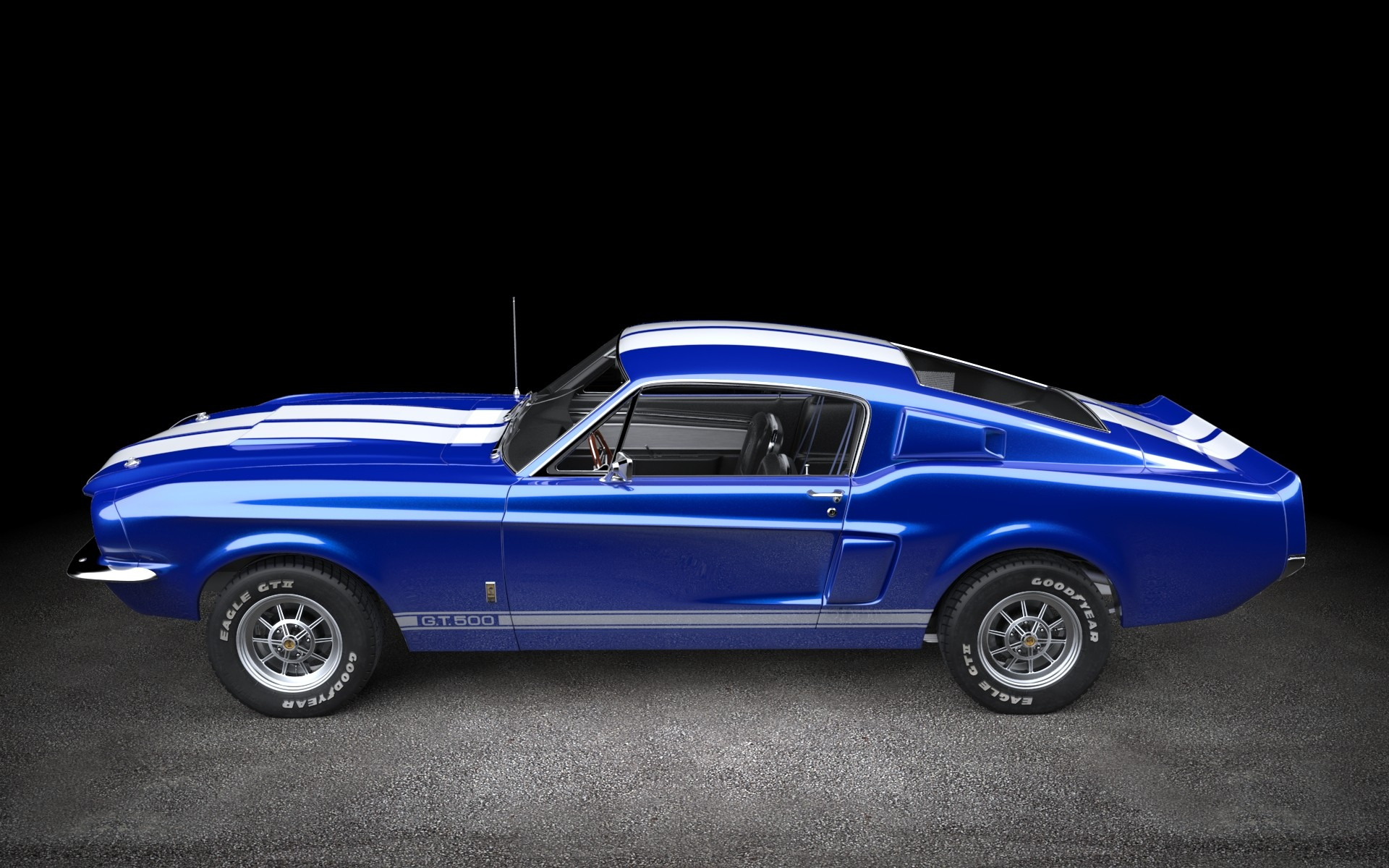 Ken calvert shelby gt500 side 1