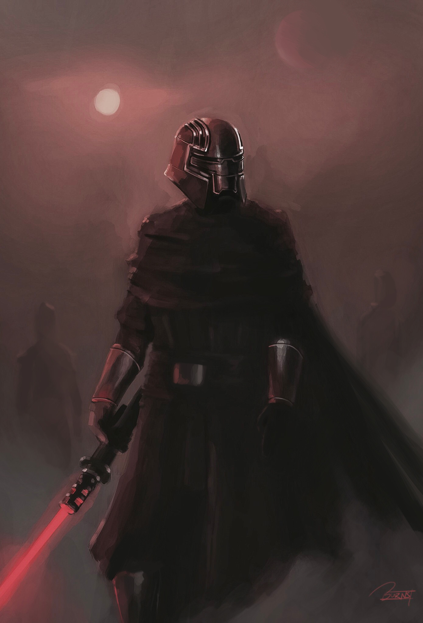 Kadros, Knight of the Sith