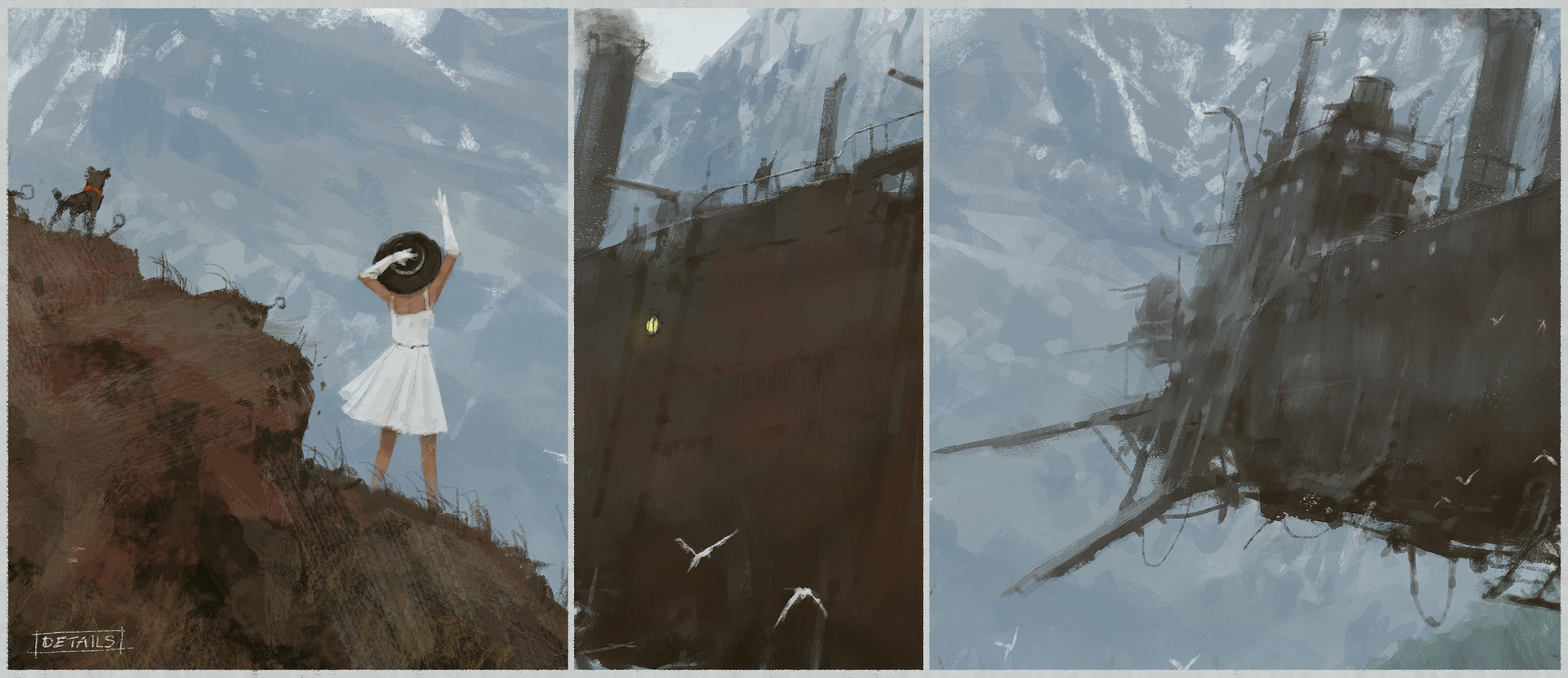 Jakub rozalski 1920 big role process01