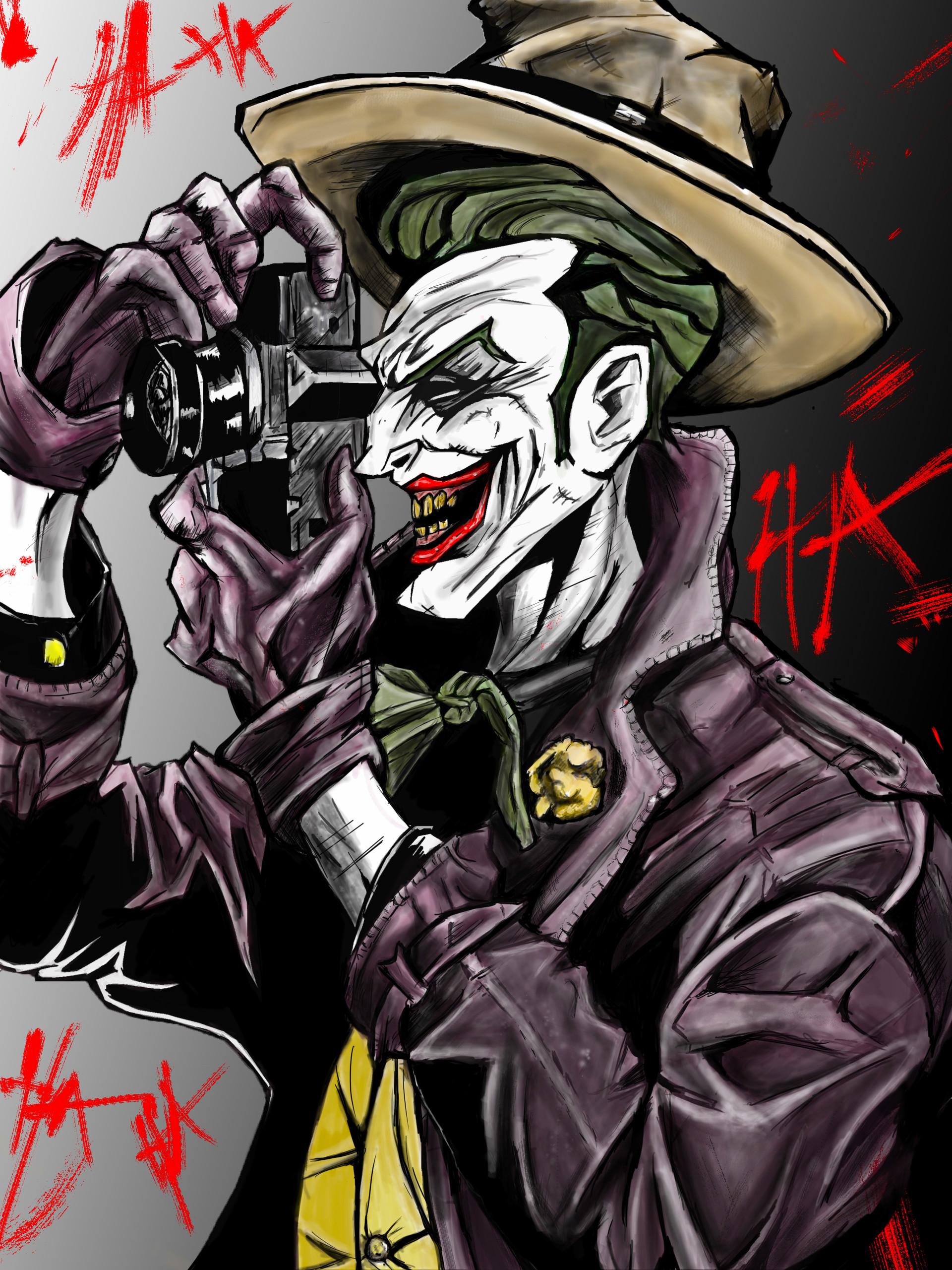 Batman: The Killing Joke by Stone-Arazel-Heart on DeviantArt