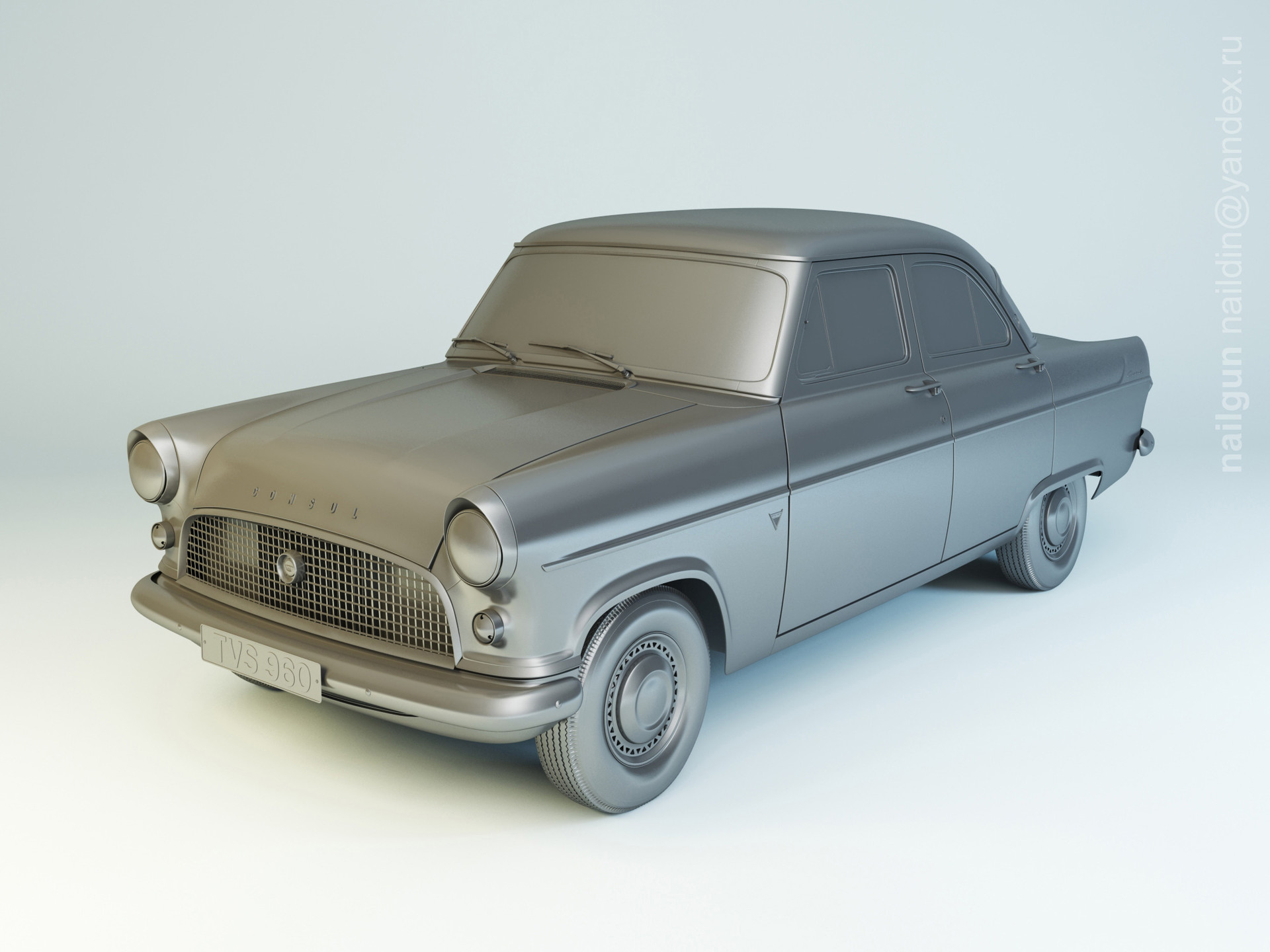 Nail khusnutdinov pwc 019 002 ford consul modelling 0