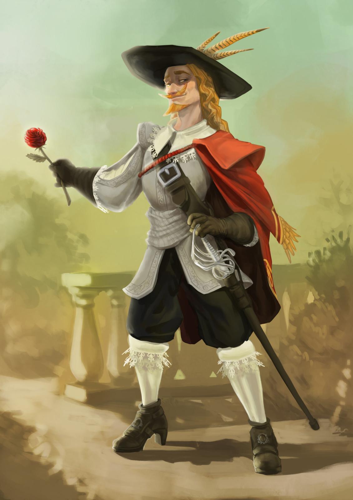 En Garde! - Arnaut-Guilhem de Galharet, Chevalier de Barthole