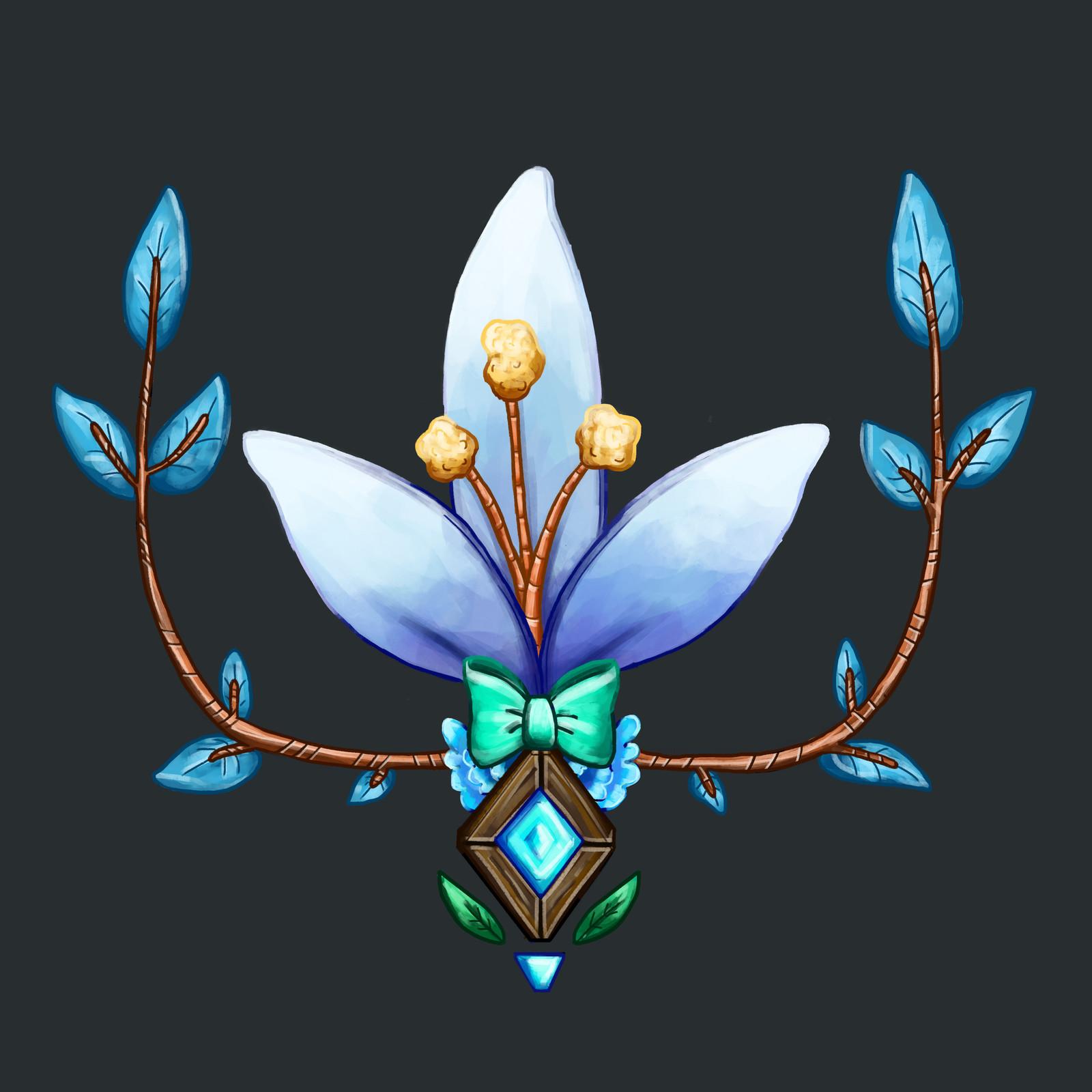 Lily Knight emblem.