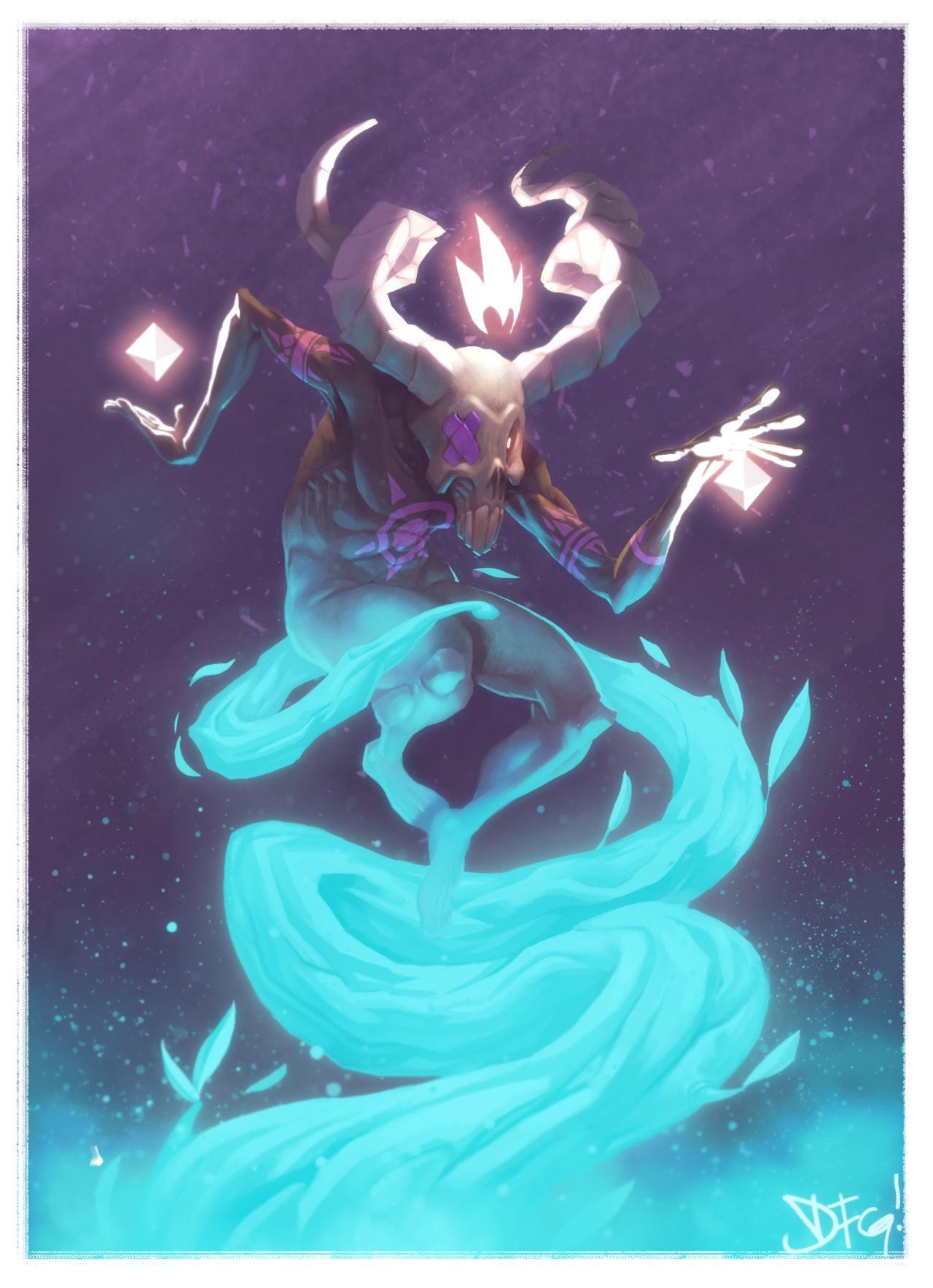 Damian fernandez gomez illustration3