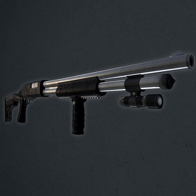 Chris bush shotgun01