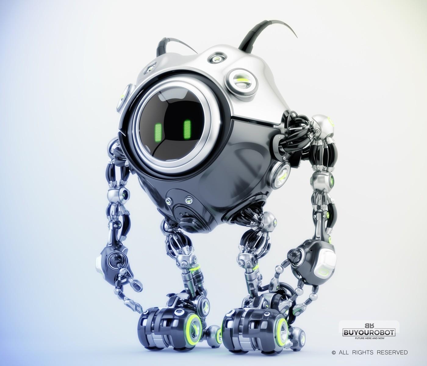 Vladislav ociacia beetle robot family buyourobot 6